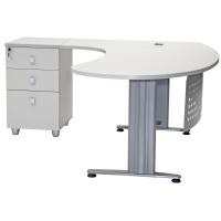 Schreibtisch Chefschreibtisch Winkelschreibtisch...