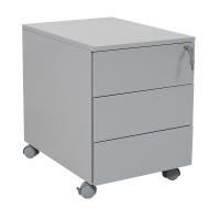 Rollcontainer Schreibtischcontainer 3 Schübe