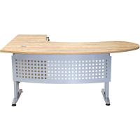 """Büro Schreibtisch Set 2 """"GELA"""" Eiche..."""